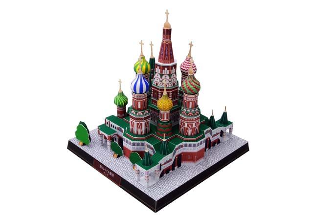 聖ワシリイ大聖堂1
